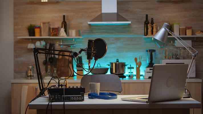 Podcast HomeStudio